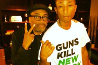 Spike Lee & Pharrell Williams Speak on Anthems and Artists