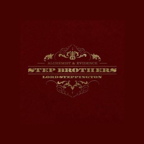 Step Brothers (Alchemist & Evidence) - Ron Carter (Artwork + Tracklist)