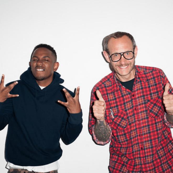 Kendrick Lamar Meets Terry Richardson
