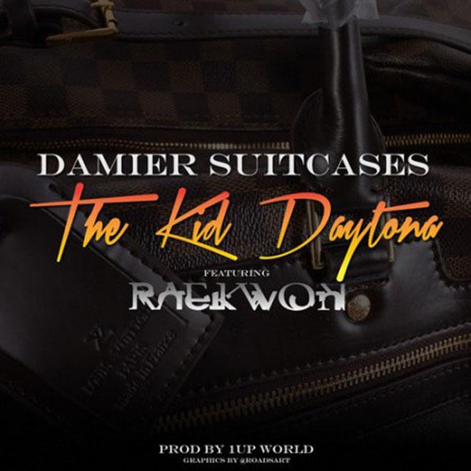 The Kid Daytona featuring Raekwon – Damier Suitcases