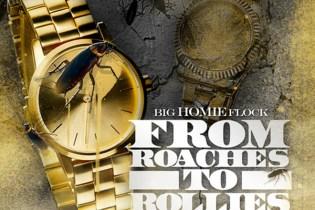 Waka Flocka – From Roaches To Rollies (Mixtape)