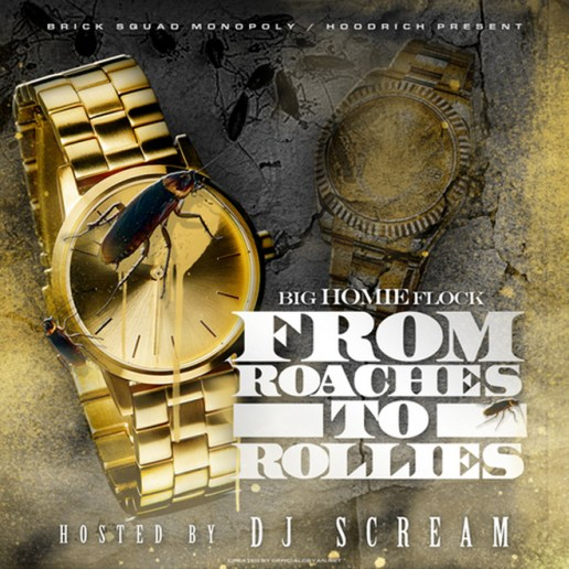 Waka Flocka – From Roaches To Rollies (Mixtape)