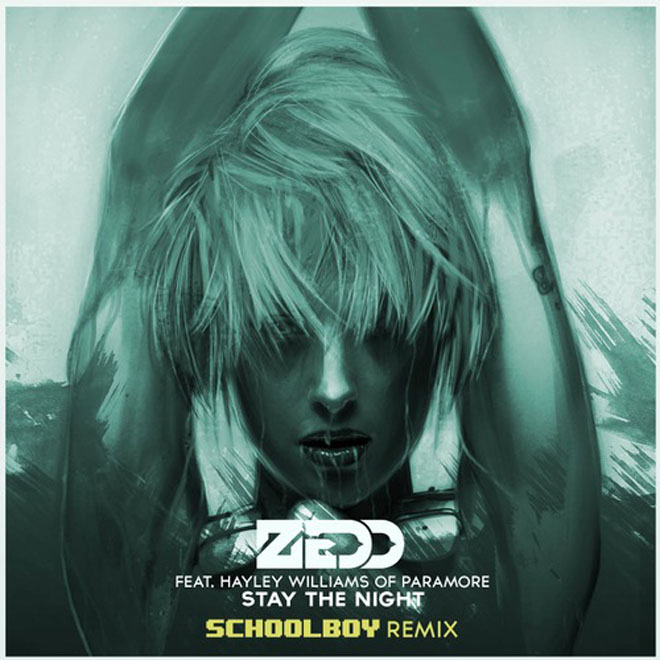 Zedd featuring Hayley Williams – Stay the Night (Schoolboy Remix)