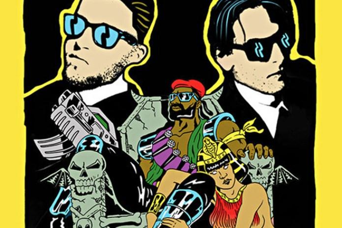 Zeds Dead & Major Lazer featuring Elephant Man - Turn Around