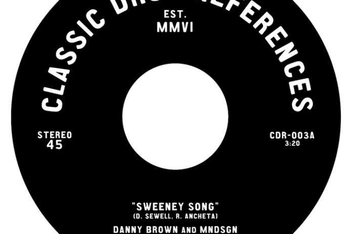 Danny Brown - Sweeney Song (Produced by MNDSGN)