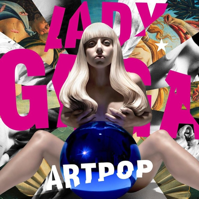 Stream Lady Gaga's New 'ARTPOP' Album