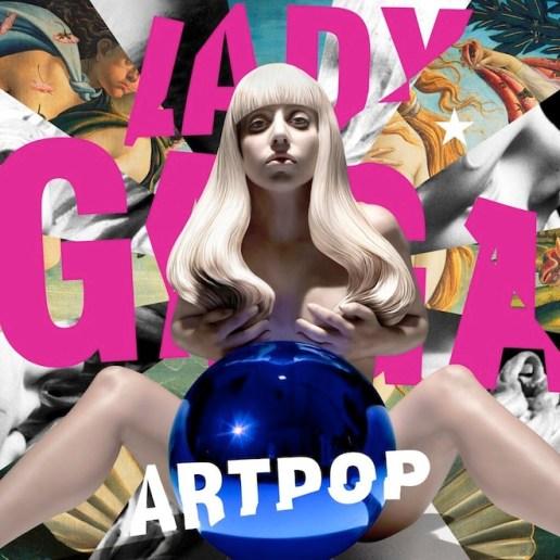 Stream Lady Gaga's New 'ARTPOP' Album