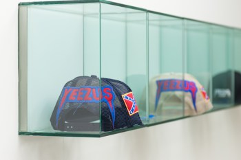 A Closer Look Inside The 'Yeezus Tour' NYC Pop-Up Shop