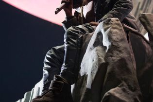 A Conversation with Maison Martin Margiela on Kanye West's Custom 'Yeezus' Outfits