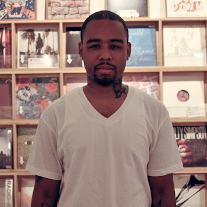 A Conversation with Terrace Martin