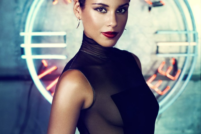 Alicia Keys - Queen of the Field