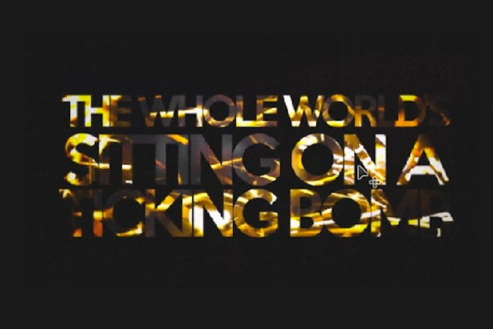 HYPETRAK Exclusive: Aloe Blacc - Ticking Bomb (Lyric Video)