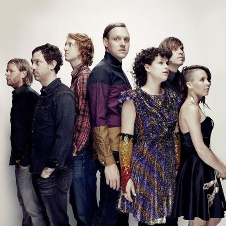 Arcade Fire Announce World Tour