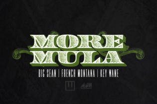 Big Sean featuring French Montana - More Mula (KeY Wane Remix)