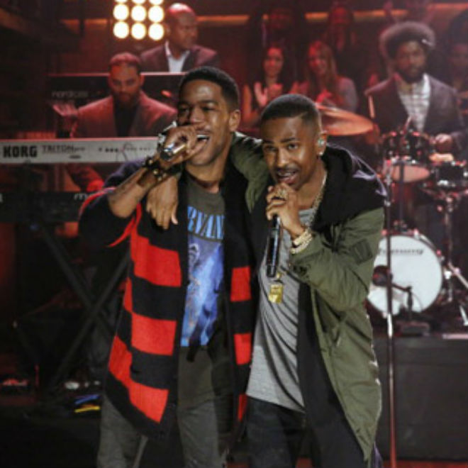 Big Sean & KiD CuDi Perform on 'Late Night with Jimmy Fallon'