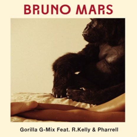 Bruno Mars featuring R. Kelly & Pharrell - Gorilla (G-Mix)