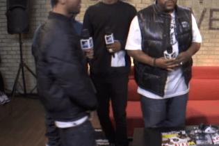 Bun B, A$AP Rocky, Vic Mensa & Glam.I.Rock - RapFix Live (Cypher)