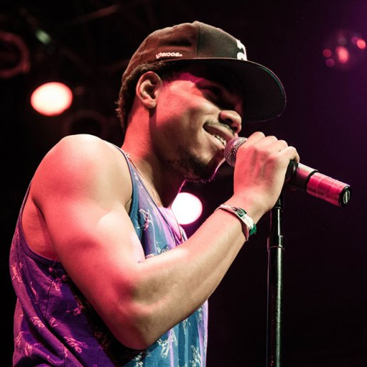 Chance The Rapper - Fix You (Coldplay Cover)