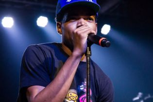 Chance The Rapper Performs New Song In Chicago