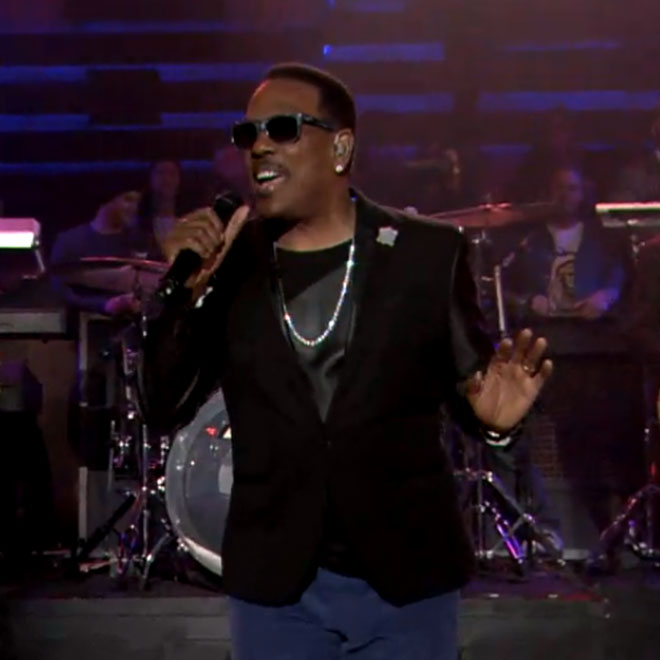 Charlie Wilson - I Still Have You (Live on Fallon)