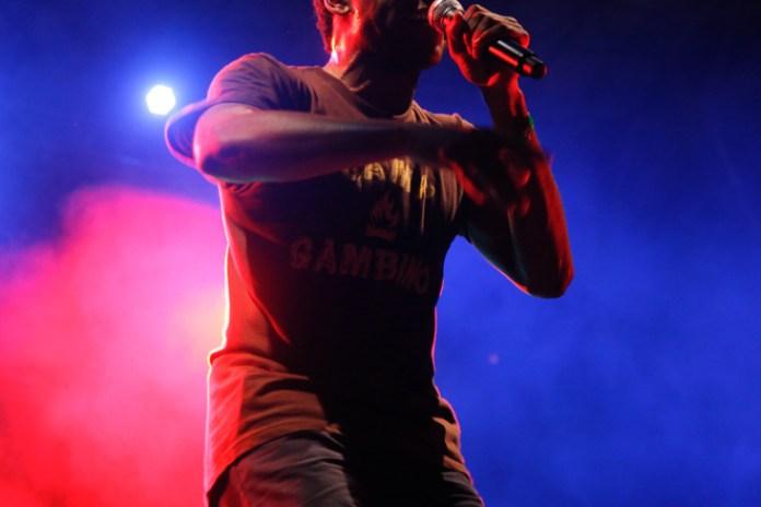 Childish Gambino Debuts New Song in Texas