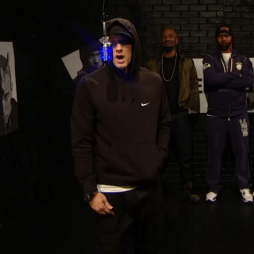 Eminem & Slaughterhouse - The Backroom (Freestyle)