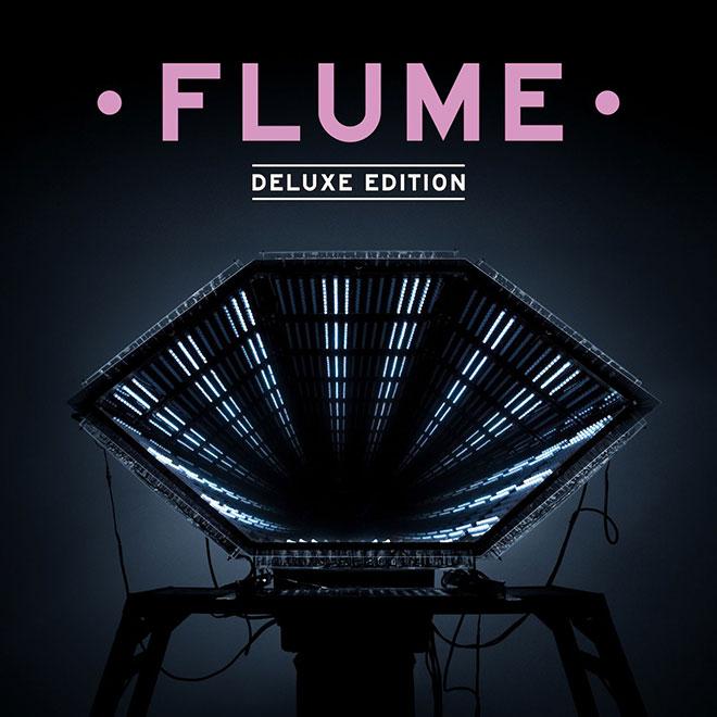 Flume - Space Cadet featuring Ghostface Killah & Autre Ne Veut