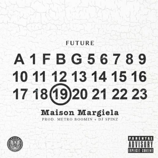 Future - Margiela (Official Version)