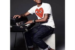 "GQ Names Pharrell Williams ""Hitmaker of the Year 2013"""