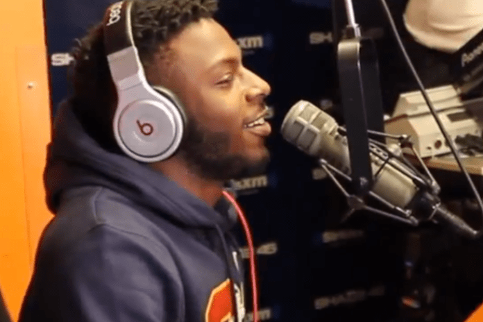 Isaiah Rashad - Toca Tuesdays (Freestyle)