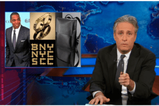 Jon Stewart and Larry Wilmore Speak on Jay Z and Barneys Controversy