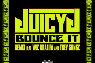 Juicy J featuring Wiz Khalifa & Trey Songz - Bounce It (Remix & Remix 2.0)