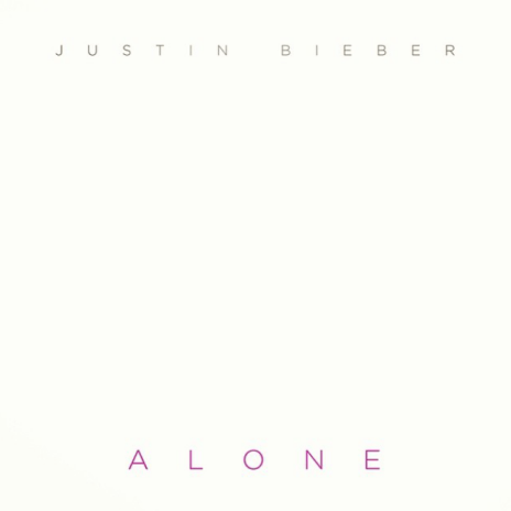 Justin Bieber - Alone