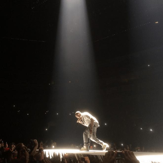 Kanye West Talks Hedi Slimane & Nike in Madison Square Garden Rant