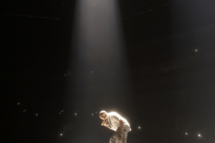 Kanye West Talks Hedi Slimane & Nike in Madison Square Garden Rant