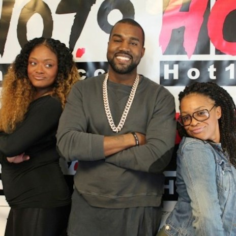 Watch Kanye West's Hot 107.9 Philadelphia Interview