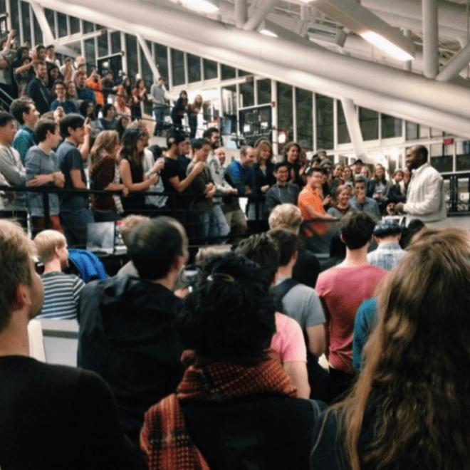 UPDATE: Kanye West Spoke at the Harvard Graduate School of Design, Starts Design Lecture Series