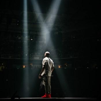 'Yeezus Tour' Resumes