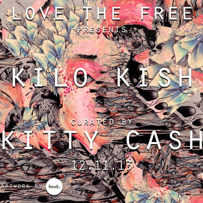 Kilo Kish - Love The Free