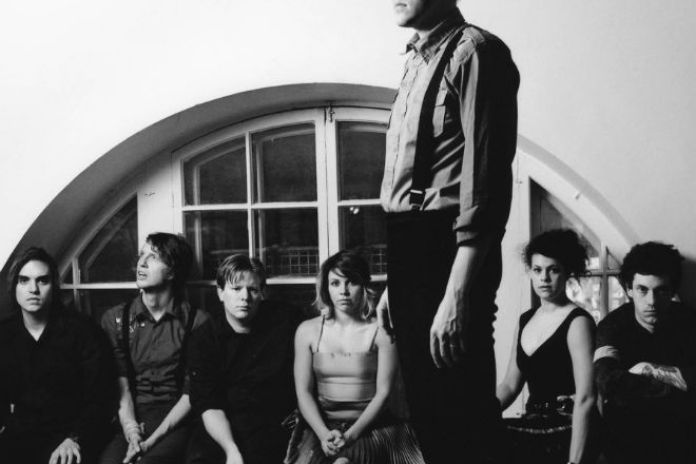 Listen to Arcade Fire's BBC Radio 1 Live Session