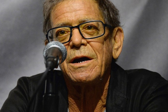 Watch Lou Reed's Final Interview