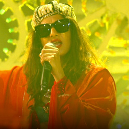 M.I.A. - Y.A.L.A. (Live on Conan)