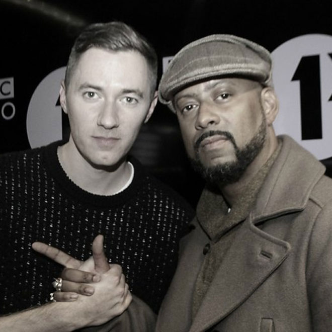 Madlib Joins Benji B for an Interview & DJ Mix at BBC Radio 1