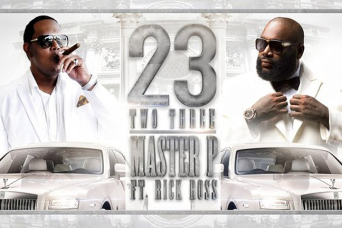Master P featuring Rick Ross - Two Three