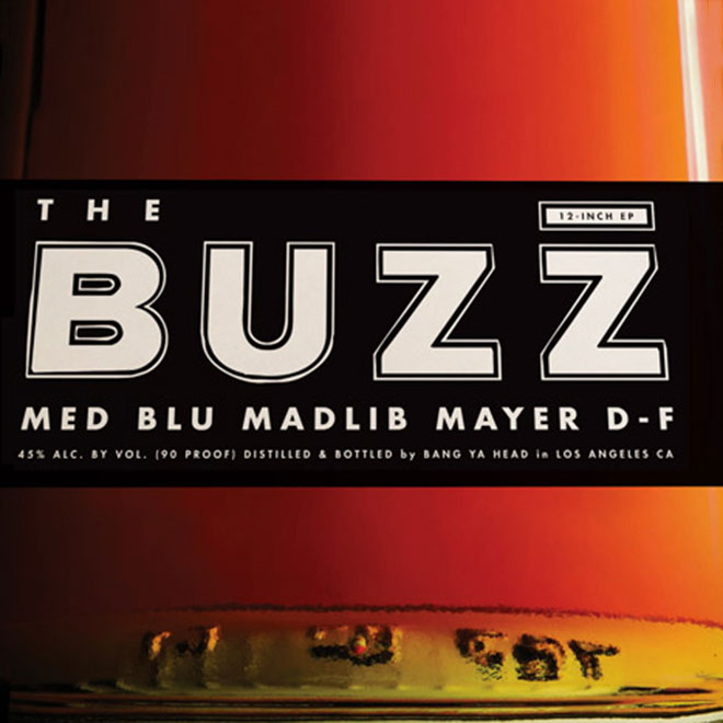 MED & Blu featuring Mayer Hawthorne - The Buzz (Produced by Madlib)
