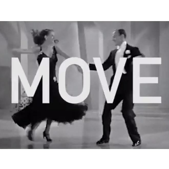 Mr Hudson - Move (Lyric Video)