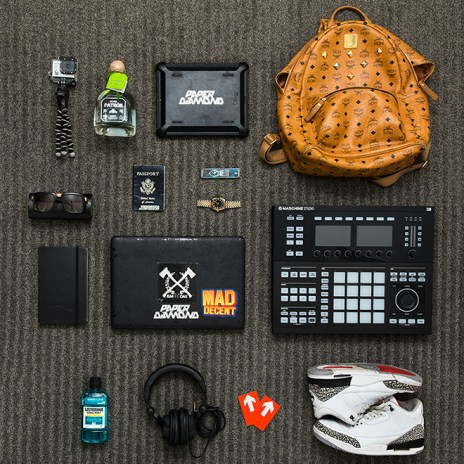 Music Essentials Paper Diamond (Mad Decent)