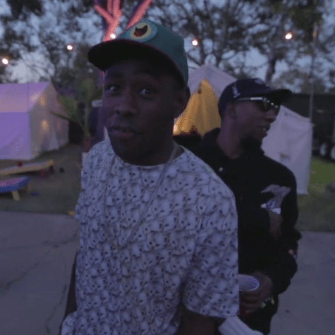 "Myspace Gets ""Up Close and Personal"" at Second Annual Odd Future Carnival"