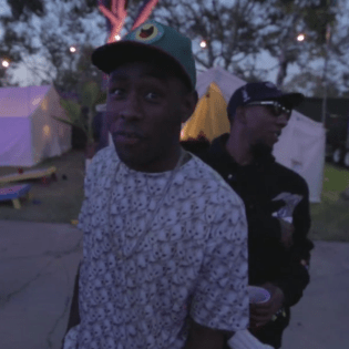 """Myspace Gets """"Up Close and Personal"""" at Second Annual Odd Future Carnival"""