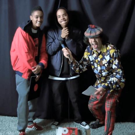 Nardwuar vs. Earl Sweatshirt & Syd Tha Kyd